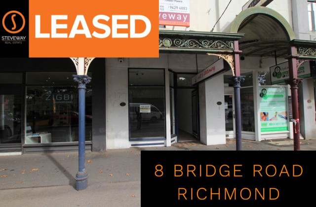 8 Bridge Road, RICHMOND VIC, 3121