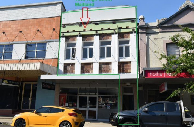 Level 1/459a High Street, MAITLAND NSW, 2320