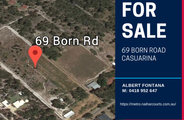 69 Born Road, CASUARINA WA, 6167