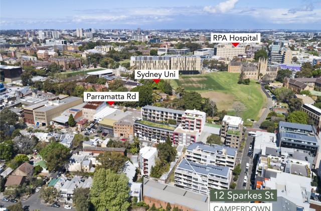12 Sparkes Street, CAMPERDOWN NSW, 2050