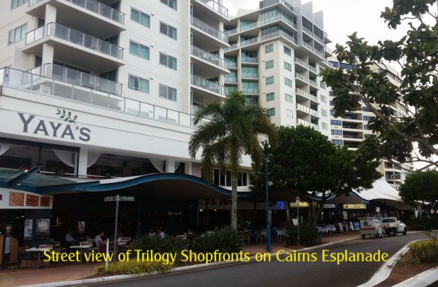CAIRNS CITY QLD, 4870
