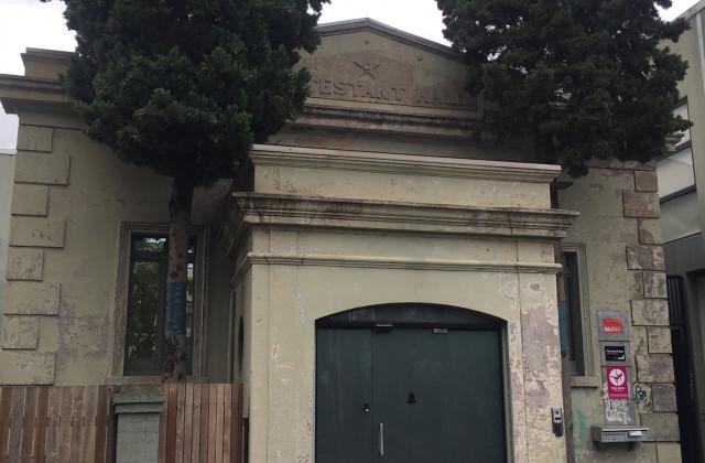 Prodestant Hall   22 Cecil Place, PRAHRAN VIC, 3181