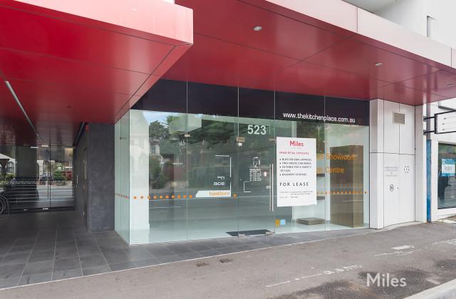 Shop 1/523 Burwood Road, HAWTHORN VIC, 3122