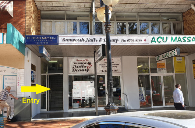 Suite 1, 411 Peel Street, TAMWORTH NSW, 2340