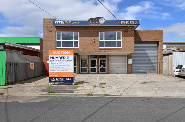 1 James Street, CLAYTON SOUTH VIC, 3169