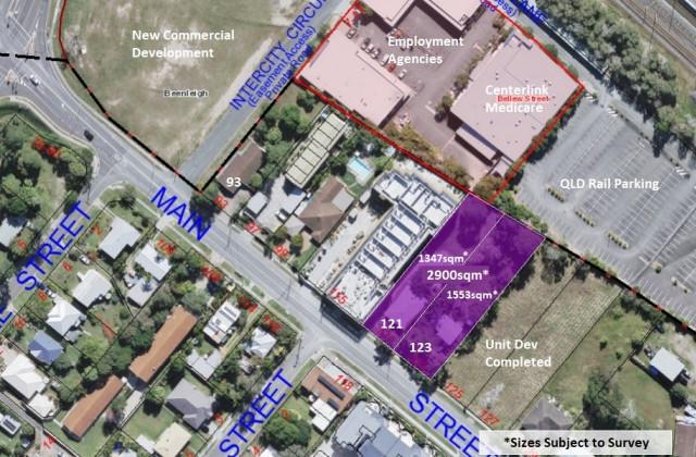 123 Main Street, BEENLEIGH QLD, 4207