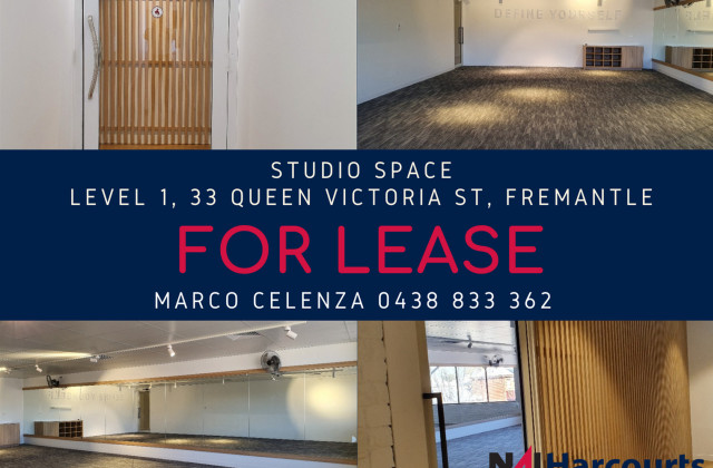 Level 1/33 Queen Victoria Street, FREMANTLE WA, 6160