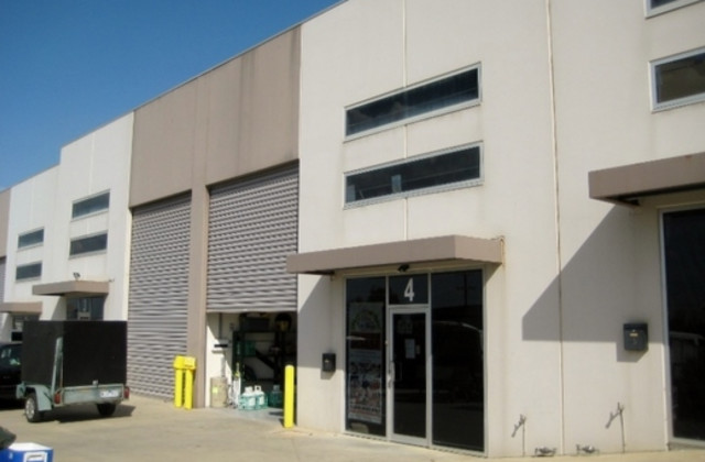 4/2 Industrial Drive, SOMERVILLE VIC, 3912