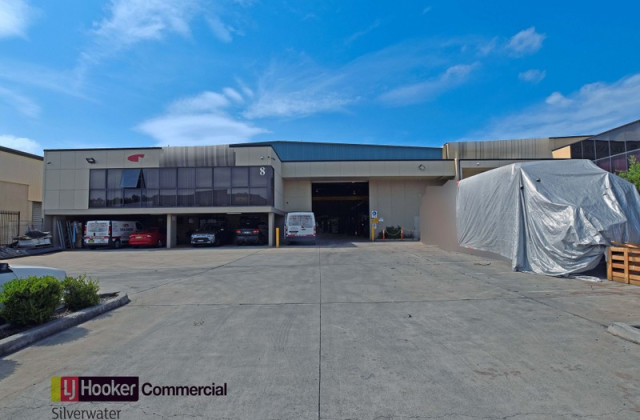 8 Enterprise Circuit, PRESTONS NSW, 2170