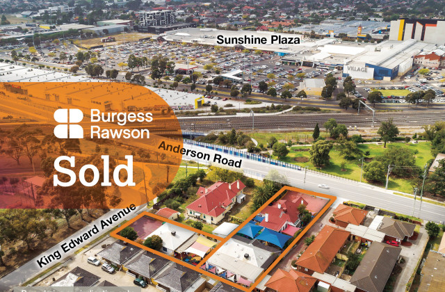 145 Anderson Road & 1A King Edward Avenue, SUNSHINE VIC, 3020