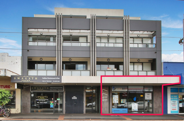 2/1177 Glenhuntly Road, CAULFIELD VIC, 3162
