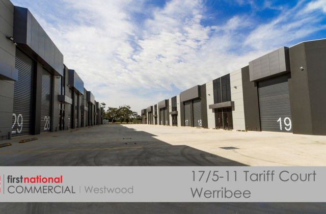 17/5-11 Tariff Court, WERRIBEE VIC, 3030