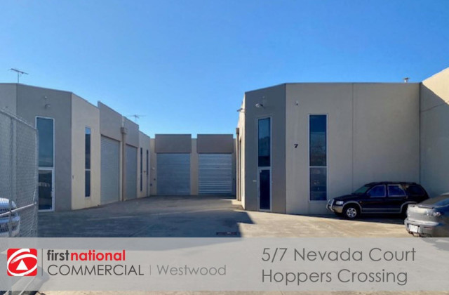 5/7 Nevada Court, HOPPERS CROSSING VIC, 3029