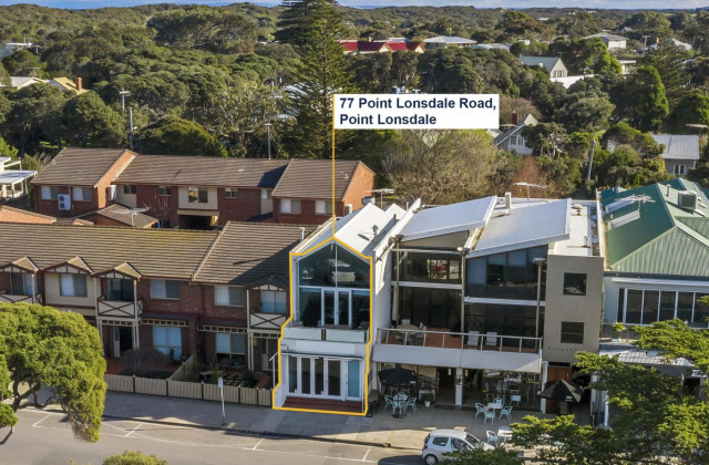 77 Point Lonsdale Road, POINT LONSDALE VIC, 3225