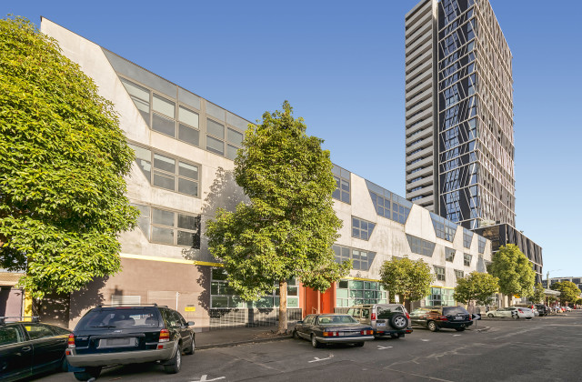 309/15-87 Gladstone Street, SOUTH MELBOURNE VIC, 3205