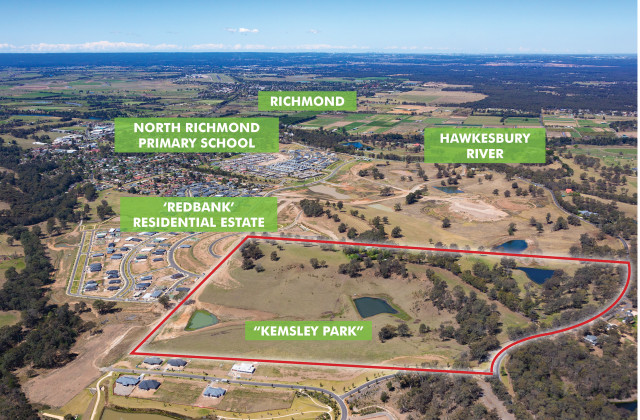 LOT Kemsley Park / 322 Grose Vale Road, NORTH RICHMOND NSW, 2754