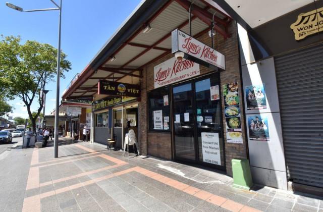 100 John Street, CABRAMATTA NSW, 2166