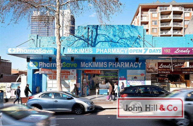 188-190 Burwood Road, BURWOOD NSW, 2134
