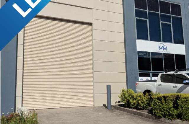 Unit 5/65-75 Captain Cook Drive, CARINGBAH NSW, 2229