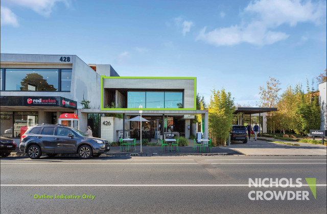Level 1/426 New Street, BRIGHTON VIC, 3186