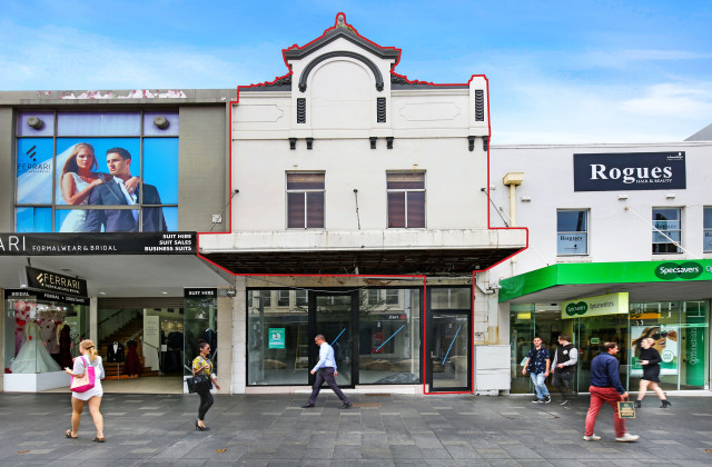 Level 1/140 Crown Street, WOLLONGONG NSW, 2500