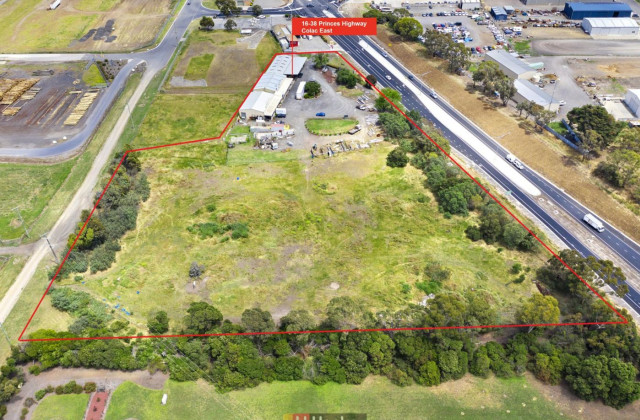 16-38 Princes Highway, COLAC EAST VIC, 3250