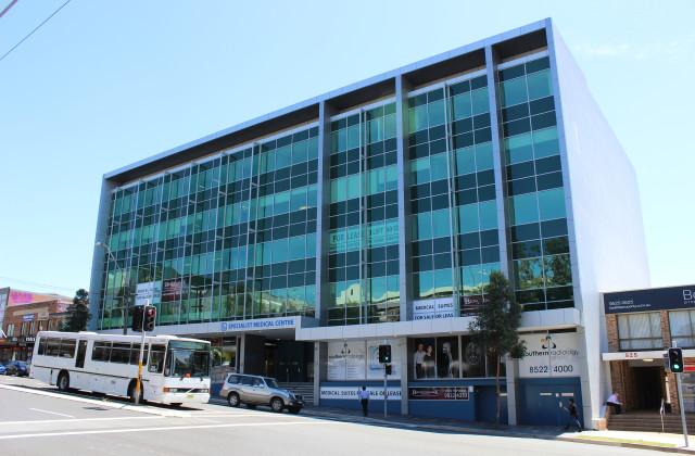 Level 2/201-203/533 Kingsway Way, MIRANDA NSW, 2228