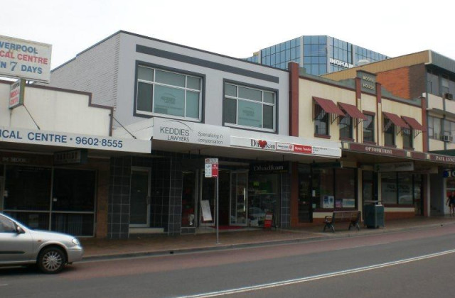 Level 1/96 Moore Street, LIVERPOOL NSW, 2170