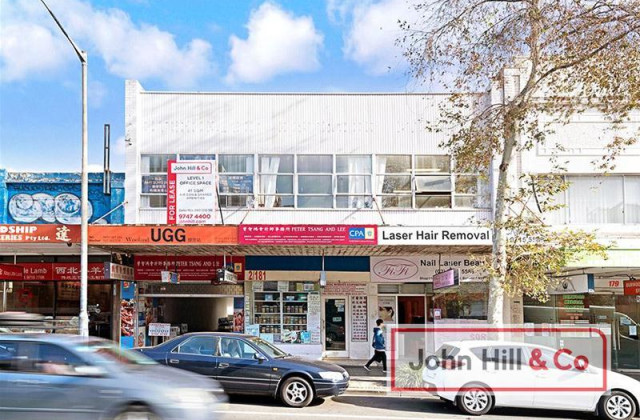 Suite 2/181 Burwood Road, BURWOOD NSW, 2134