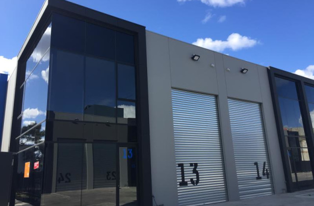 Unit  13/17-21 Export Drive, BROOKLYN VIC, 3012