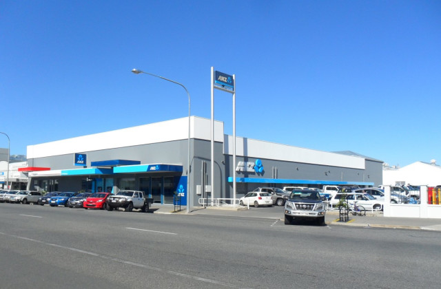 Tenancy 4, 214 Bolsover Street, 'ANZ Building', ROCKHAMPTON CITY QLD, 4700