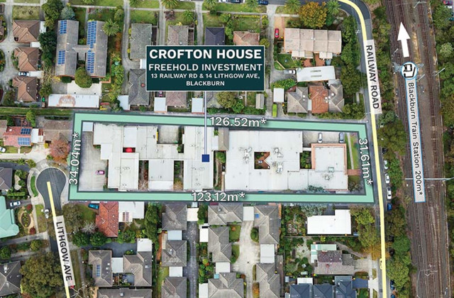 13 Railway Road & 14 Lithgow Avenue, BLACKBURN VIC, 3130