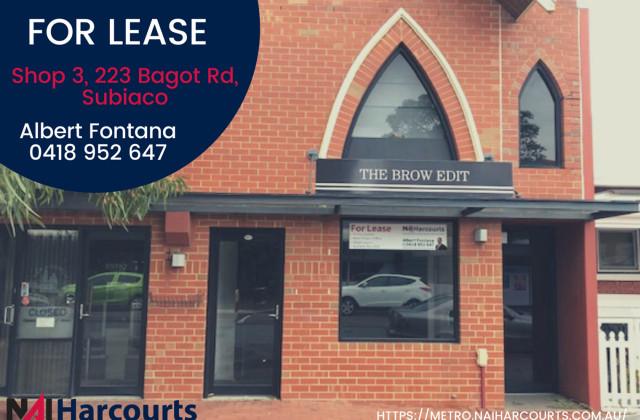 3/223 Bagot Road, SUBIACO WA, 6008