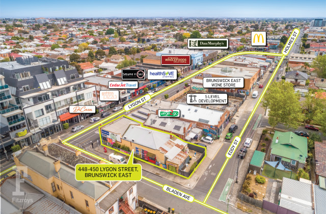 448 - 450 Lygon Street, BRUNSWICK EAST VIC, 3057