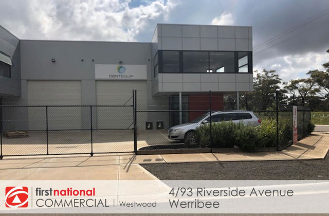 4/93 Riverside Avenue, WERRIBEE VIC, 3030
