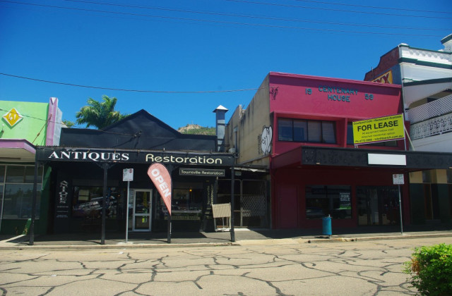 815 Flinders Street, TOWNSVILLE QLD, 4810