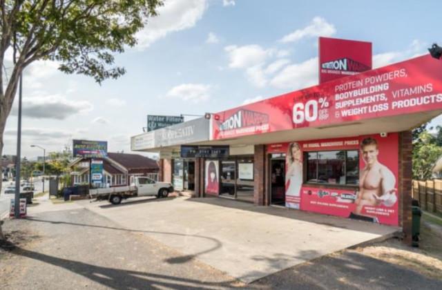 Shop/530 Logan Road, GREENSLOPES QLD, 4120