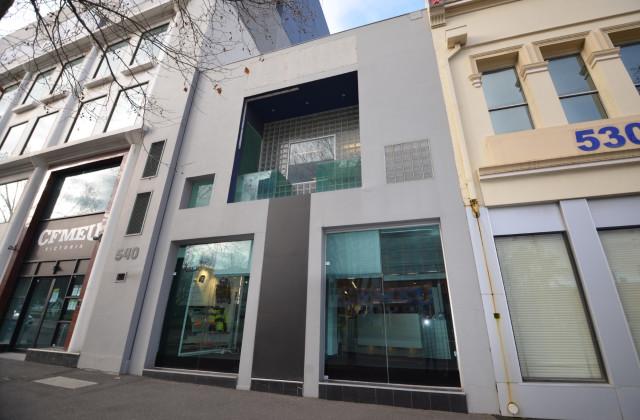 532 Elizabeth Street, MELBOURNE VIC, 3000