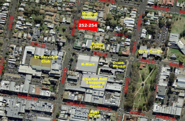 252-254 Anson Street, ORANGE NSW, 2800