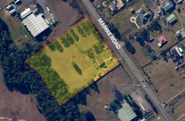 Land/1205 Mamre Road, KEMPS CREEK NSW, 2178
