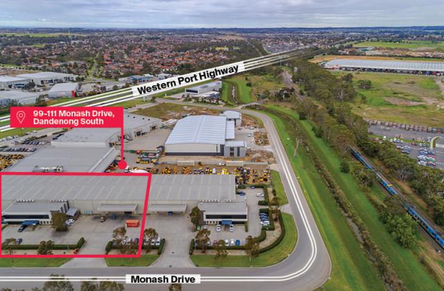 99 - 111 Monash Drive, DANDENONG SOUTH VIC, 3175