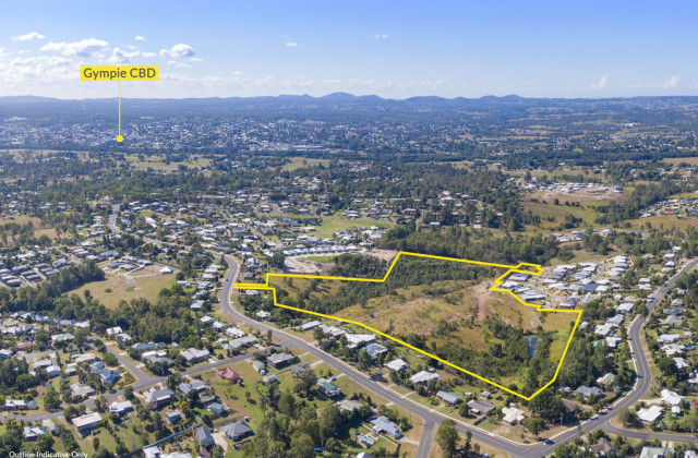 Lot 999 Sorensen Road, GYMPIE QLD, 4570