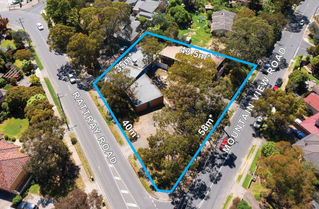 1-3 Mountain View Road, MONTMORENCY VIC, 3094