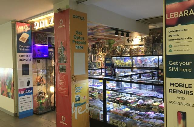 Shop 5A/200 Bourke Street, MELBOURNE VIC, 3000