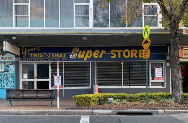 Shop/28-34 Railway Street, LIVERPOOL NSW, 2170
