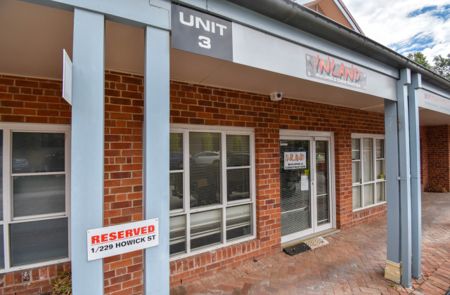 Unit 3/229 Howick Street, BATHURST NSW, 2795