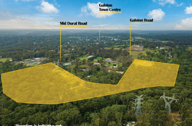 Lot  200/25-27 Mid Dural Road, GALSTON NSW, 2159