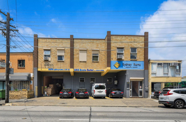 38-40 Sydenham Road, MARRICKVILLE NSW, 2204
