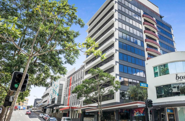 Unit 4 /445 Upper Edward Street, SPRING HILL QLD, 4000