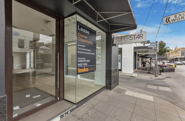 Shop 1/450-460 Chapel Street, SOUTH YARRA VIC, 3141